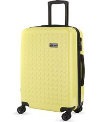 Dot Drops - Yellow Chapter 2 Four-wheel Suitcase 73cm for Men - Lyst