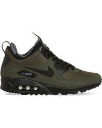 hot sale online c78a2 56869 nike air max 90 mid winter dark loden black dark grey footshop