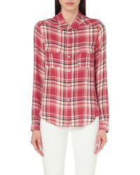 PAIGE - Multicolor Mya Shirt - Lyst