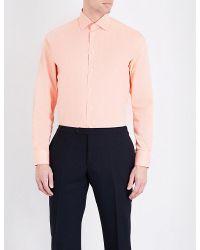 Eton of Sweden | Multicolor Contemporary-fit Cotton Shirt for Men | Lyst