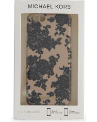 MICHAEL Michael Kors - Gray Floral Iphone 6/6s Case - Lyst