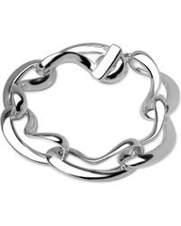 Georg Jensen | Metallic Infinity Bracelet | Lyst