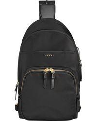 Tumi - Black Nadia Convertible Backpack Sling - Lyst