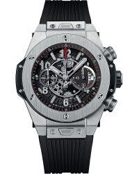 Hublot - Metallic 414.ni.1123.rx Meca-10 Titanium Watch for Men - Lyst