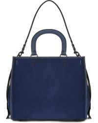 COACH | Blue 1941 Rogue 36 Leather Bag | Lyst