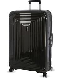 Samsonite - Black Neopulse Four-wheel Spinner Suitcase 81cm for Men - Lyst