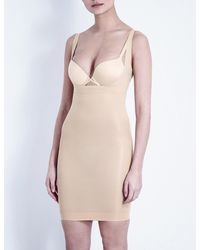 Spanx - Natural Shape My Day Open-bust Full Slip - Lyst