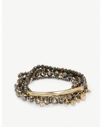 Kendra Scott - Metallic Supak Gold Beaded Bracelet Set - Lyst