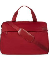 Lipault - Red City Plume Duffle Bag - Lyst