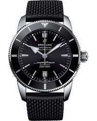 Tissot | Multicolor Ab202012/bf74.267s Superocean Heritage Ii 46 Stainless Steel Watch for Men | Lyst
