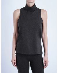 Y-3 - Multicolor Turtleneck Cotton-jersey Top - Lyst