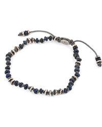 M. Cohen - Multicolor Templar Gemstone Bracelet - Lyst