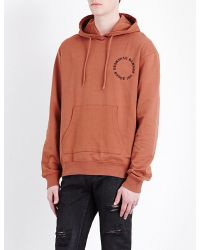 Criminal Damage | Multicolor Logo-print Cotton-jersey Hoody for Men | Lyst
