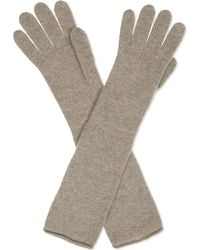 Johnstons | Multicolor Long Cashmere Gloves | Lyst