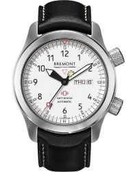 Bremont - Black Martin Baker Mbii/gr Stainless Steel Watch - Lyst