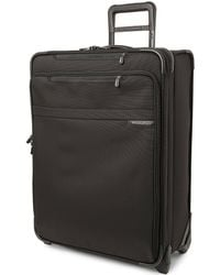 Briggs & Riley - Black Baseline Medium Expandable Upright Suitcase 61cm - Lyst