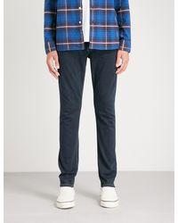 PAIGE - Blue Croft Skinny Jeans for Men - Lyst