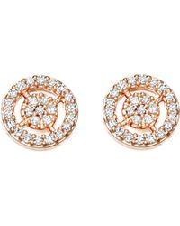 Astley Clarke - Metallic Mini Icon Aura Stud Earrings - Lyst