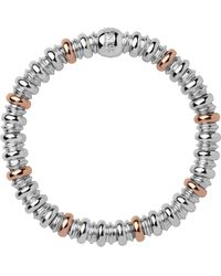 Links of London - Metallic Sweetheart Medium Stretch Bracelet - Lyst