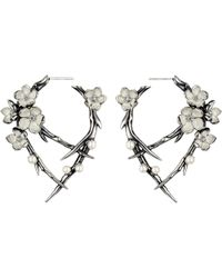 Shaun Leane - Metallic Cherry Blossom Sterling Silver - Lyst