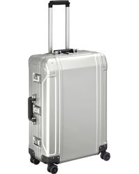ZERO HALLIBURTON - Metallic Geo Aluminum 2.0 4-wheel Spinner Case for Men - Lyst
