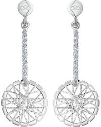Links of London - Metallic Sterling Silver Dream Catcher Drop Earrings - Lyst