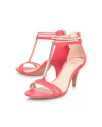 Vince Camuto - Pink Mitzy High Heel Sandals - Lyst