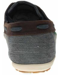 Sanuk - Blue Casa Barco Vintage for Men - Lyst