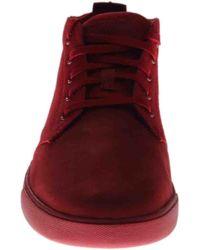 Timberland - Red Groveton Chukka for Men - Lyst