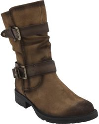 Earth - Brown Everwood Mid Calf Boot - Lyst