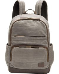 04f24073fa0a0 Lyst - Frye Carter Backpack in Gray for Men