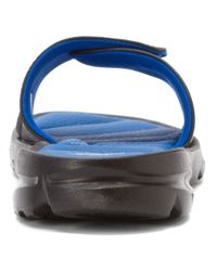 New Balance - Blue Rev Plush2o Slide for Men - Lyst