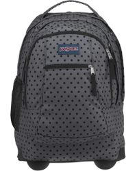 Jansport - Black Driver 8 Backpack - Lyst