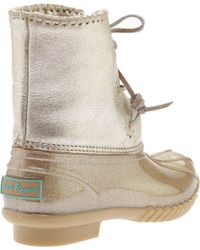 Jack Rogers - Green Chloe Duck Boot - Lyst