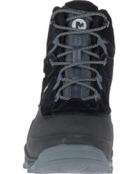 "Merrell | Black Thermo Shiver 6"" Waterproof for Men 