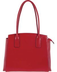 Lodis - Red Audrey Rfid Zola Tote - Lyst