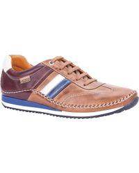 Pikolinos - Blue Liverpool Moc Toe Sneaker M2a-6072 for Men - Lyst