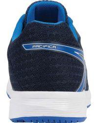 Asics - Blue Amplica Running Shoe for Men - Lyst
