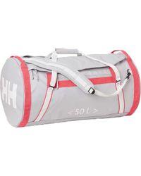 f4d6758fec Lyst - Helly Hansen Hh Duffel Bag 2 50l in Gray for Men