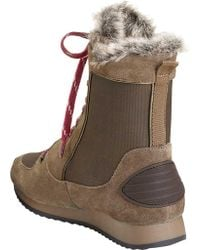 Aerosoles - Brown Timespan Hiker Boot - Lyst