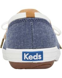 Keds - Blue Glimmer Boat - Lyst