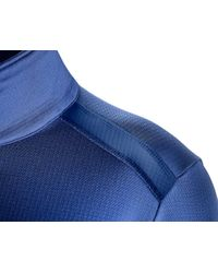 Yves Salomon - Blue Discovery Lightweight Hz Pullover - Lyst