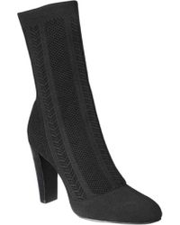 Charles David - Black Shirley Ankle Boot - Lyst