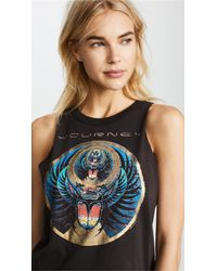 Chaser - Black Journey Scarab Tank - Lyst