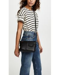 Marc Jacobs - Black The Mini Sling Bag - Lyst