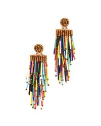 Deepa Gurnani - Multicolor Deepa By Charlotte Earrings - Lyst