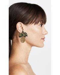 Shourouk - Multicolor Limone Earrings - Lyst