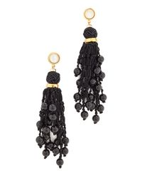 Lizzie Fortunato - Multicolor Dance Hall Earrings - Lyst
