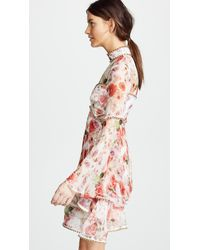 Thurley - Multicolor Meadow Print Dress - Lyst