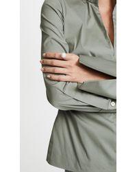 Aurelie Bidermann - Multicolor Cheyne Walk Ring With Glass Pearl - Lyst